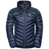 AIR COCOON Kapuzenjacke, diving navy, large
