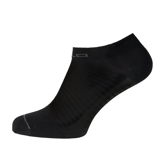 Chaussettes invisible CERAMICOOL INVISIBLE, black, large