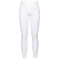 Men's PERFORMANCE EVOLUTION WARM Base Layer Pants, white, large