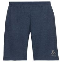 Short met splitjes MILLENNIUM LINENCOOL PRO, ensign blue melange, large