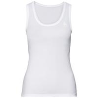 Women's ACTIVE F-DRY LIGHT Base Layer Singlet, white, large