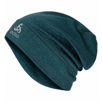 Bonnet unisexe YAK LONG WARM, submerged melange, large