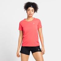 ESSENTIAL CHILL-TEC-hardloop-T-shirt voor dames, siesta, large