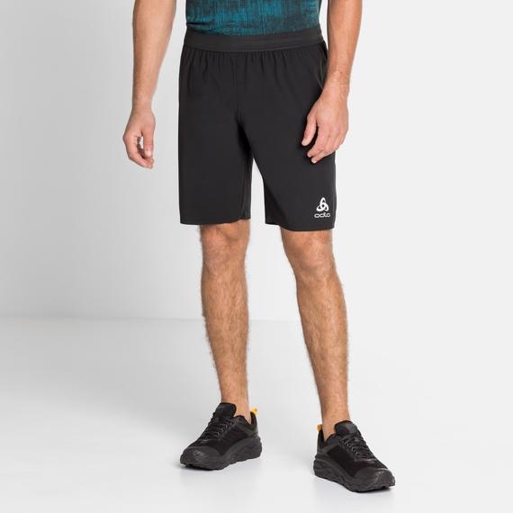 Men's ZEROWEIGHT water resistant Shorts, black, large