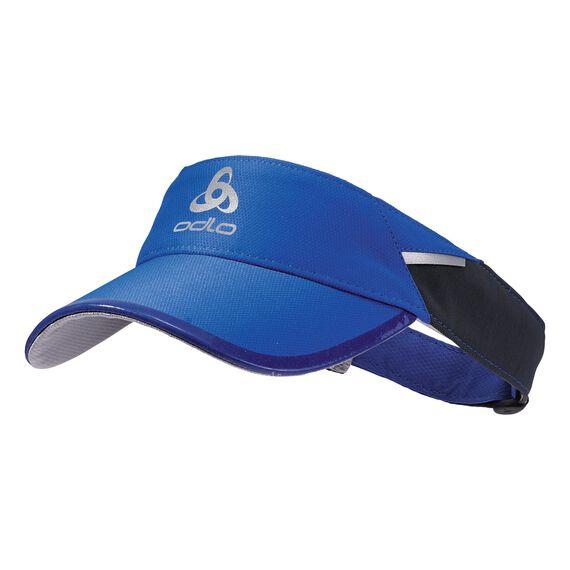 Visor cap FAST & Light, energy blue, large