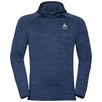 Sweat à capuche MILLENNIUM ELEMENT pour homme, estate blue melange, large