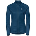Damen ZEROWEIGHT WINDPROOF WARM Jacke, poseidon, large