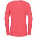 Women's ZEROWEIGHT CHILL-TEC Long-Sleeve Running T-Shirt, siesta, large