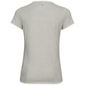 LOU LINENCOOL Baselayer T-Shirt, light grey melange, large