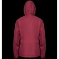 Jacket IRBIS ELEMENT X-WARM, rumba red, large