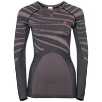 Women's BLACKCOMB Long-Sleeve Base Layer Top, odyssey gray - mesa rose, large
