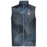 Gilet homme Zeroweight AOP, china blue - AOP SS20, large