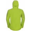 Veste imperméable AEGIS 2,5L WATERPROOF pour homme, macaw green, large