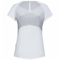 Women's CERAMICOOL BASE LAYER PRINT T-Shirt, white - placed print SS20, large