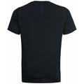 Herren ZEROWEIGHT CHILL-TEC BLACKPACK Laufshirt, black - blackpack, large