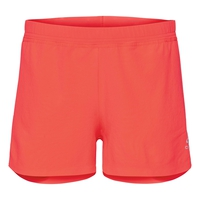 Short ZEROWEIGHT X-LIGHT, fiery coral, large