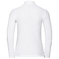 Women's ORSINO 1/2 Zip Midlayer, white, large