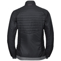 Jacket COCOON S Zip IN, black, large