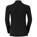 SUW Top Turtle neck l/s ACTIVE ORIGINALS Warm Kids, black, large