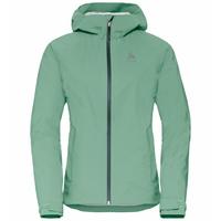 Women's AEGIS Hardshell Jacket, malachite green, large