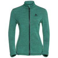 Midlayer full zip SIERRA ZIP IN, mint leaf, large