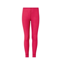 ACTIVE WARM KIDS Base Layer Pants, magenta, large