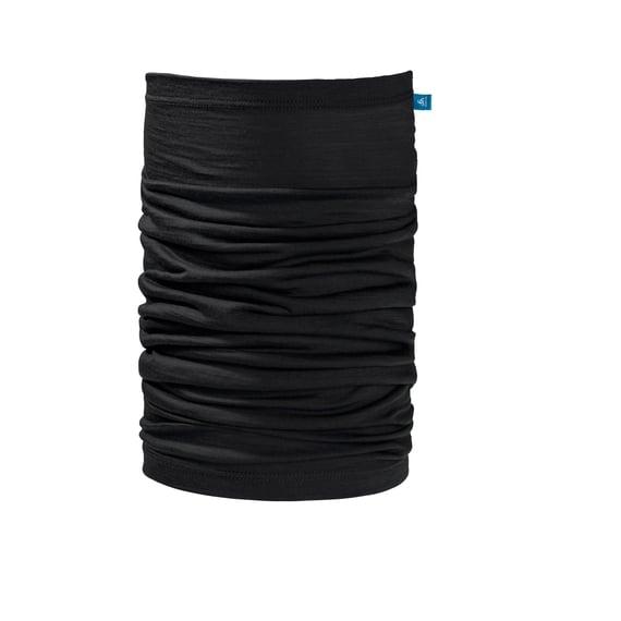 Natural+ LIGHT Schlauchschal, black, large