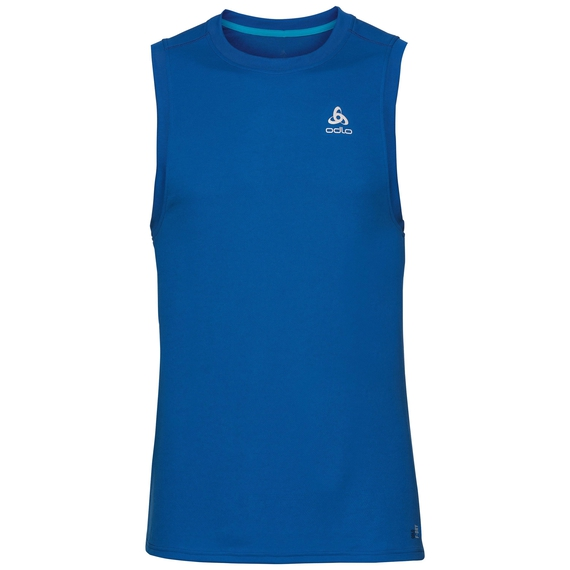 F-DRY Baselayer Top, energy blue, large