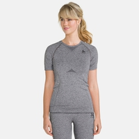 Women's PERFORMANCE EVOLUTION T-Shirt, grey melange, large