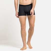 Men's ACTIVE F-DRY LIGHT ECO Sports Underwear Boxer, black, large