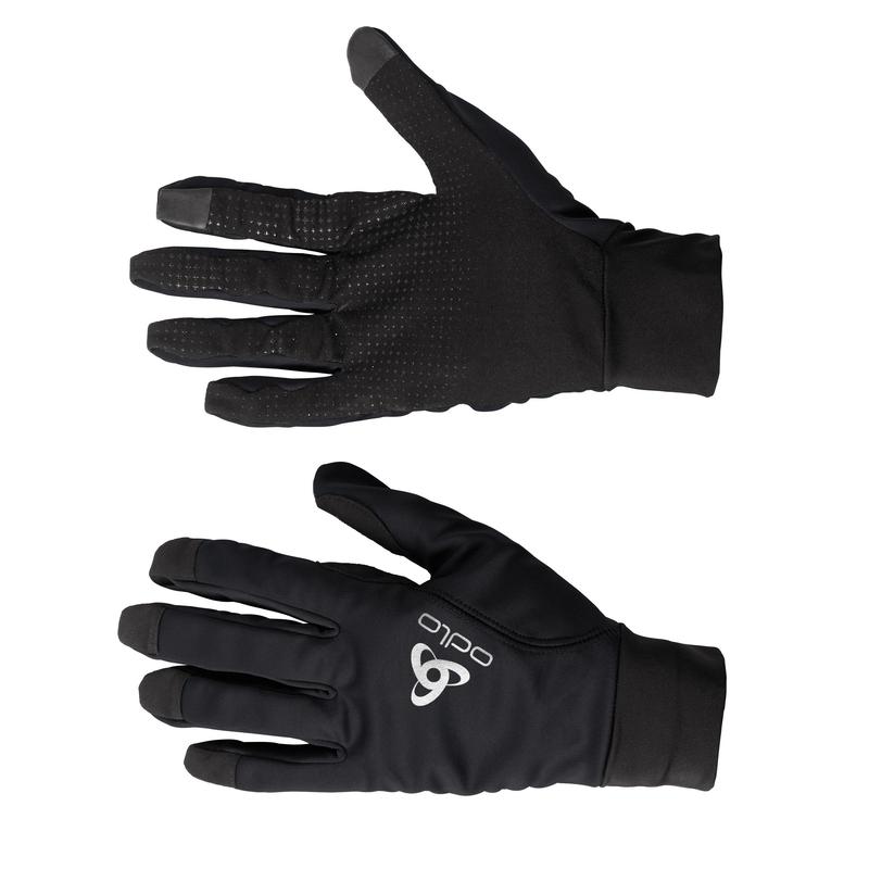 ZEROWEIGHT WARM-handschoenen, black, large