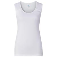 BL TOP Crew neck Singlet CARDADA, white, large