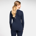 Women's ACTIVE WARM ORIGINALS Long-Sleeve Base Layer Top, diving navy, large
