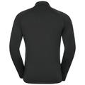 Midlayer full zip SNOWBIRD, black, large
