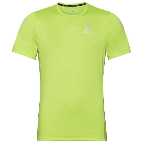 BL TOP Crew neck s/s ELEMENT Light Special, acid lime, large