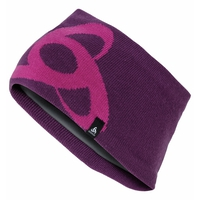 CERAMIWARM MID GAGE Headband, charisma - hyacinth violet, large