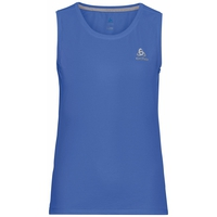 Women's F-DRY Base Layer Singlet, amparo blue, large