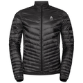 Jacket insulated NEON COCOON, black, large