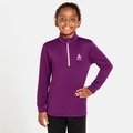 Midlayer con 1/2 zip CARVE KIDS WARM per bambini, charisma, large