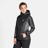 Women's MILLENNIUM X WARM Jacket, black, large