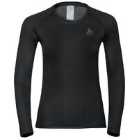 ACTIVE F-DRY LIGHT Langarm Shirt, black, large