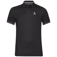 Polo manica corta F-Dry, black, large