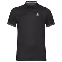 Polo k/m F-DRY, black, large