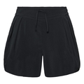BAS BL court LILLY WOVEN, black, large