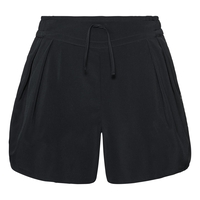 BL Bottom Short LILLY WOVEN, black, large