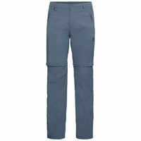 Men's WEDGEMOUNT Zip-Off Pants, china blue, large