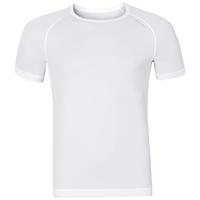 Men's CUBIC T-Shirt, white, large