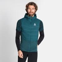 Men's MILLENNIUM S-THERMIC Running Vest, submerged, large