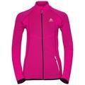 Jacket VELOCITY Light, pink glo - peacoat, large