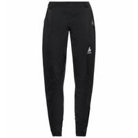 Pants MORZINE RAIN 3/4 zip, black, large